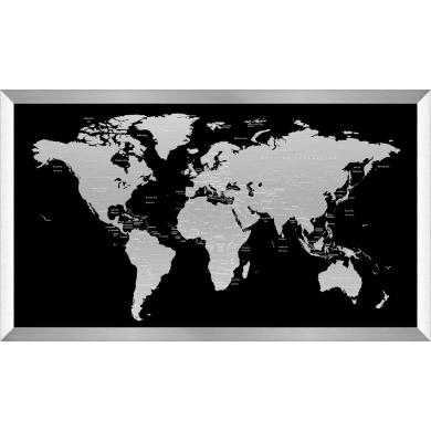 Incado metal verdenskort | Bolighuset Werenberg