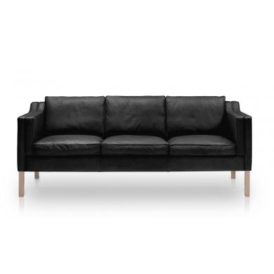 Stouby | Eva sofa - læder | Bolighuset Werenberg