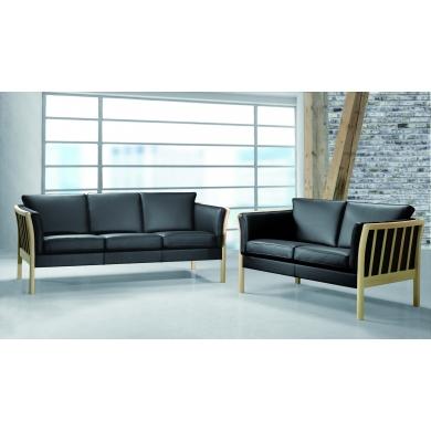 Kragelund  Furniture - Tremmesofa KF 115