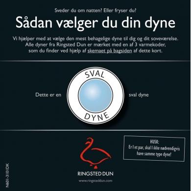 Ringsted Dun - Svinedrengen - Sval dyne - 2019 - Bolighuset Werenberg