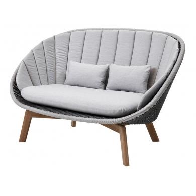 Cane-line Peacock lounge sofa  Bolighuset Werenberg