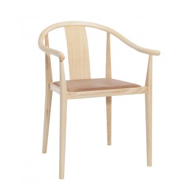 NORR11 | Shanghai Dining Chair - Læder | Bolighuset Werenberg