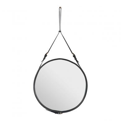GUBI   Adnet Wall Mirror - Circular   Bolighuset Werenberg