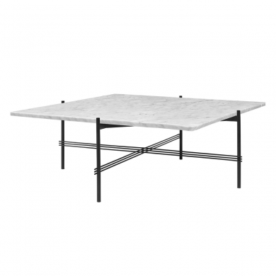 GUBI | TS Coffee Table - Kvadrat - 105x105 cm | Bolighuset Werenberg