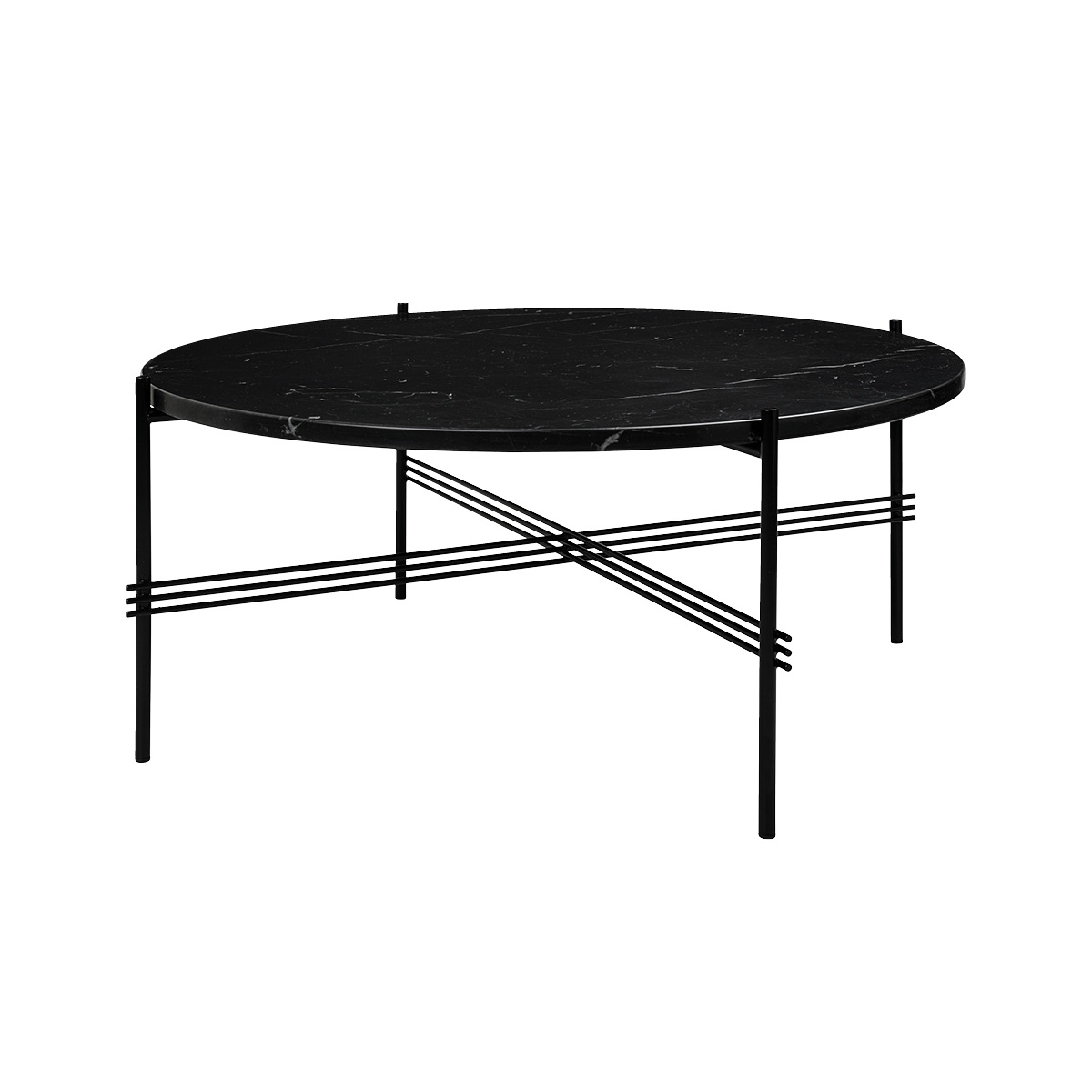 GUBI | TS Coffee Table - Rund - Ø80 | Bolighuset Werenberg