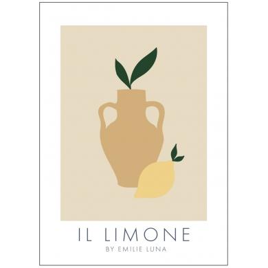 Poster & Frame | Limone 02 - Bolighuset Werenberg