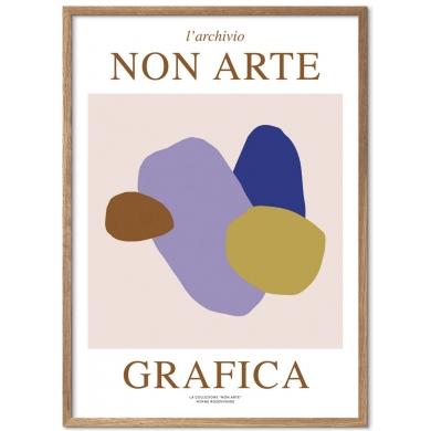 Poster & Frame | Non Arte Grafica 02 - Bolighuset Werenberg