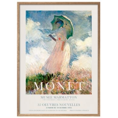 Poster & Frame | Monet 1 - Bolighuset Werenberg