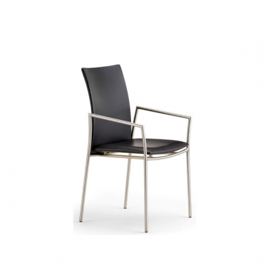 Skovby SM49 spisebordsstol med armlæn | Bolighuset Werenberg