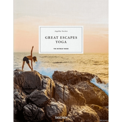 New Mags | Bog - Great Escapes Yoga - Bolighuset Werenberg