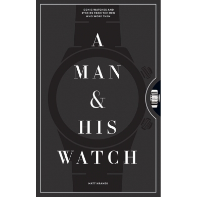 New Mags | Bog - A Man and His Watch - Bolighuset Werenberg
