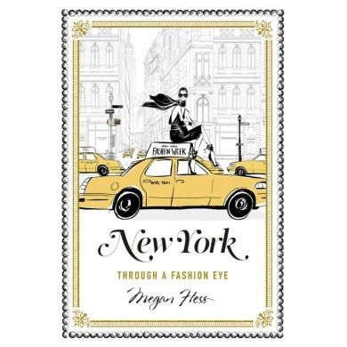 New Mags | Bog - New York - Through A Fashion Eye - Bolighuset Werenberg