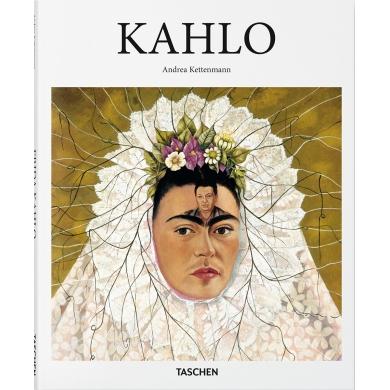 New Mags | Bog -  Kahlo Basic Art Series - Bolighuset Werenberg