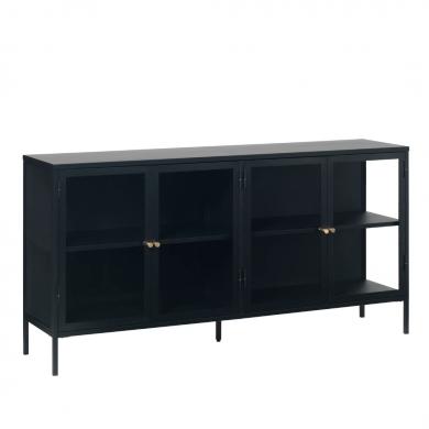 Unique Furniture | Carmel vitrineskab - 4 sektioner | Bolighuset Werenberg