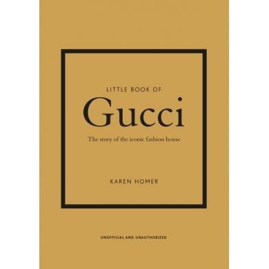 New Mags | Bog -  Little Book of Gucci - Bolighuset Werenberg