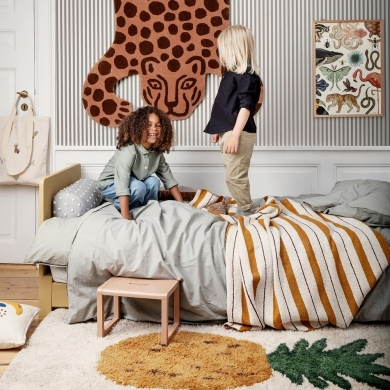 Ferm Living | Fruiticana Tufted Pineapple Rug - Bolighuset Werenberg