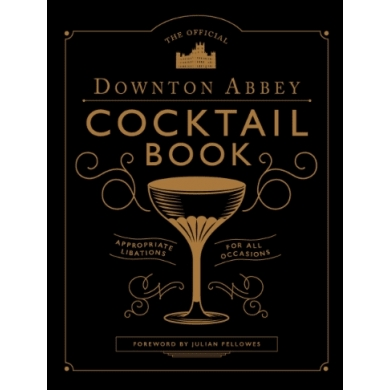 New Mags | Bog - The Official Downton Abbey Cocktail Book - Bolighuset Werenberg