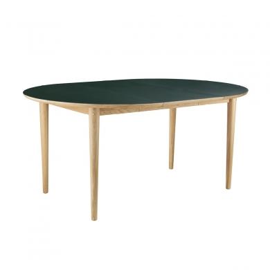 FDB Møbler | C62E Bjørk Spisebord | Bolighuset Werenberg
