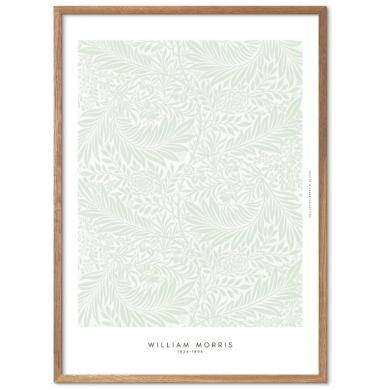 Poster & Frame | Light Green - Bolighuset Werenberg