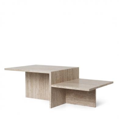 Ferm Living   Distinct Coffee Table - Bolighuset Werenberg