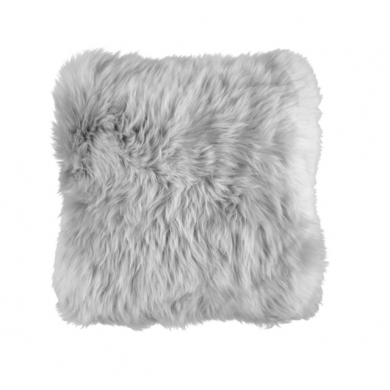 Nature Collection | Cushion, Long Wool Sheepskin - Bolighuset Werenberg