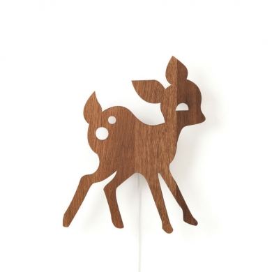 Ferm Living   My Deer Lamp - Bolighuset Werenberg