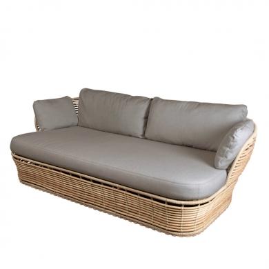 Cane-line | Basket 2-pers. sofa - Bolighuset Werenberg