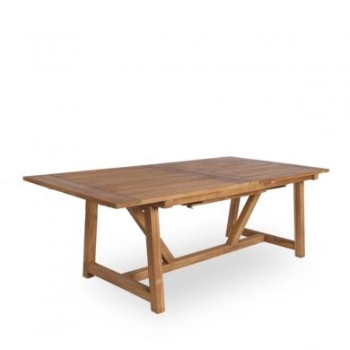 Sika-Design   George Teak - Udtræksbord - Bolighuset Werenberg