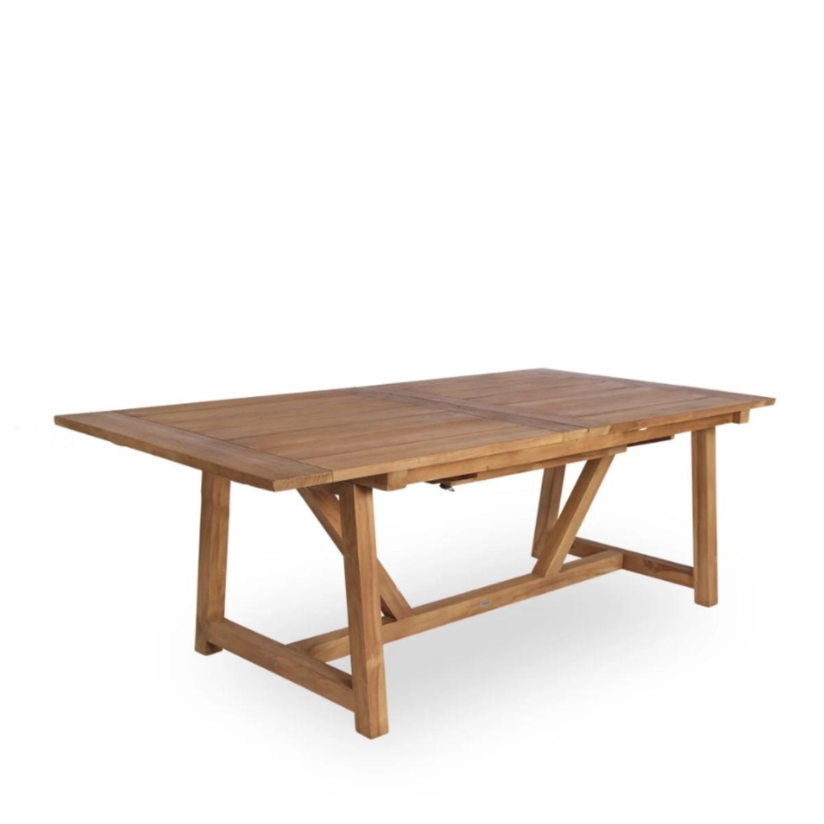 Sika-Design | George Teak - Udtræksbord - Bolighuset Werenberg