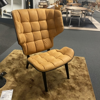 NORR11 | Mammoth Chair - Læder - Bolighuset Werenberg