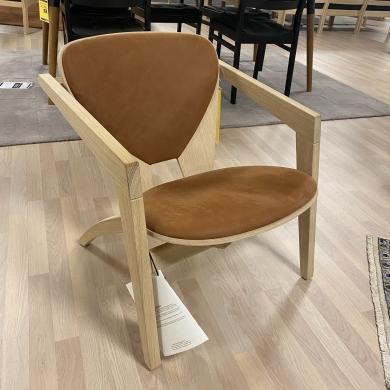 H.J Wegner | Butterfly stol - Læder - Bolighuset Werenberg