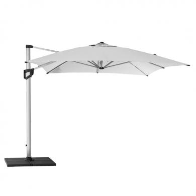 Cane-line | Hyde Luxe parasol, 3x4 m - Silver
