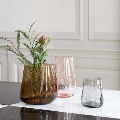 &Tradition | Crafted Glass Vase - Forest SC67 | Bolighuset Werenberg