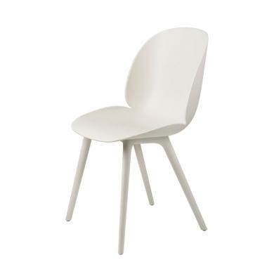GUBI   Beetle Dining Chair - Plastic Base, Outdoor   Bolighuset Werenberg