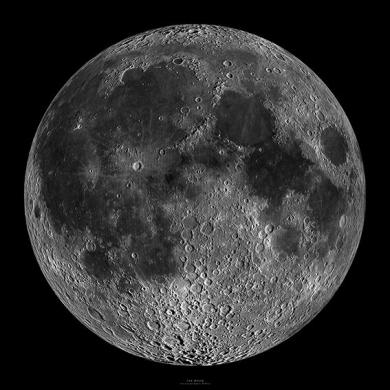 Incado Nasa: The Moon i metal  | Bolighuset Werenberg